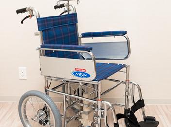 眼科用車椅子